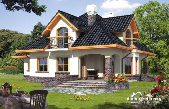 Projekty domów jednorodzinnych Cadar Kielce